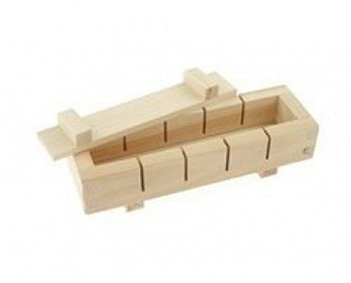 Press Wooden Sushi (Wooden Sushi Press XL /Sushi Mold XL.)