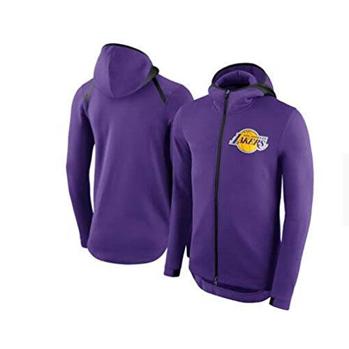 NENB NBA Appearance Before The Game Warm-Up Suit Zipper Hoodie Sweater Men's Shooting Suit Jacket Warriors Lakers, Etc.