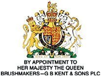 KENT ケント 洋服ブラシ カシミヤ&ウール用 豚毛 CC5 英国製 英国王室御用達