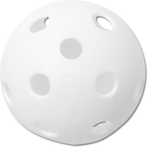 Plastic Training Balls White - 12