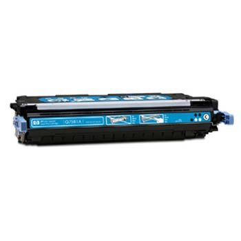 HP Q7581A Cyan Toner Cartridge