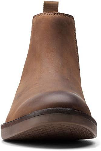 Clarks Men's Paulson Up Chelsea Boot