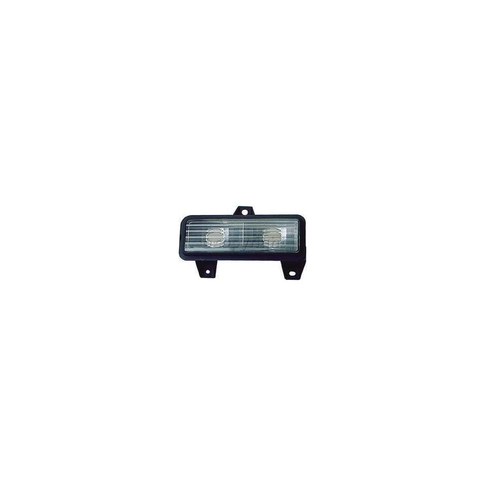 PARKING LIGHT chevy chevrolet SUBURBAN 89 91 gmc VAN FULL SIZE fullsize 92 96 BLAZER JIMMY marker corner rh