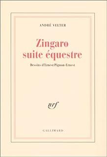 Zingaro suite équestre, Velter, André