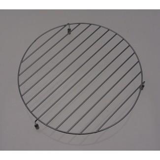 Rejilla baja (diámetro 26,8 cm, altura 4,5 cm) para ...
