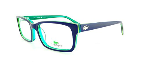LACOSTE Eyeglasses L2725 414 BlueAqua 54MM