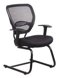 OSP5505 - Office Star Star Matrex Mesh Back Guest Chair