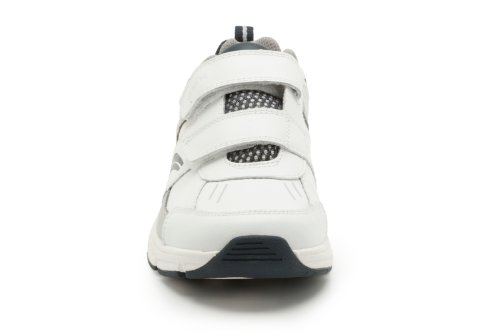 Clarks  Fluency Cross, Jungen Stiefel Weiß weiß One Size Fits All, Weiß - weiß - Größe: 8 UK