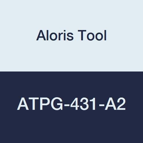 Aloris Tool ATPG-431-A2 Carbide Inserts for Mini Swivel-Cartridge Tool Holder