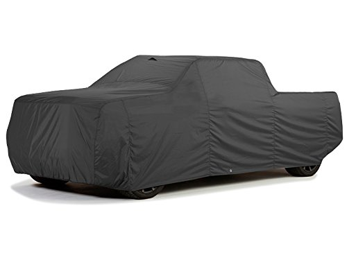 Cab 8' Bed Cover - CarsCover Ford F250 F350 F450 Crew Cab 8ft Long Bed Box Truck Car Cover Ironshield Leatherette All Weatherproof 100% Block Sun, Rain, Dust (Crew Cab 8ft Long Bed)