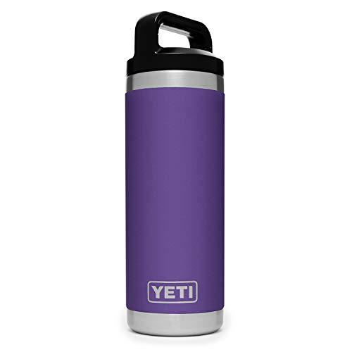 YETI Peak Purple Rambler Bottle 18 Ounce, 1 EA (Purple Tumblers)
