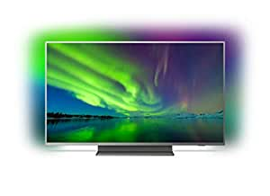 Philips Ambilight 55PUS7504/62 Televizyon, 139 cm (55 inç), Akıllı TV (4K UHD, P5 Perfect Picture Engine, HDR 10+, Dolby Vision, Dolby Atmos, Android TV)
