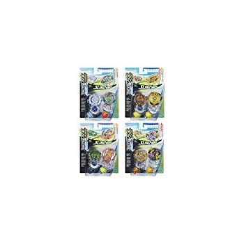 Playset Beyblade Burst Turbo Slingshock Dual Pack Wave 1 Set of 4