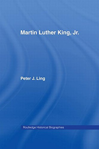 Martin Luther King Jr (Routledge Historical Biographies)