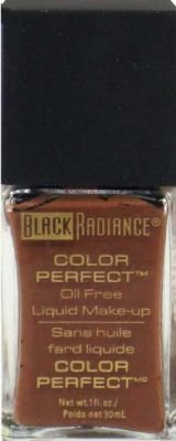 (Black Radiance Color Perfect Liquid Brownie (3-Pack))
