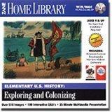 UPC 798936822833, ELEMENTARY U.S. HISTORY: EXPLORING & COLONIZING