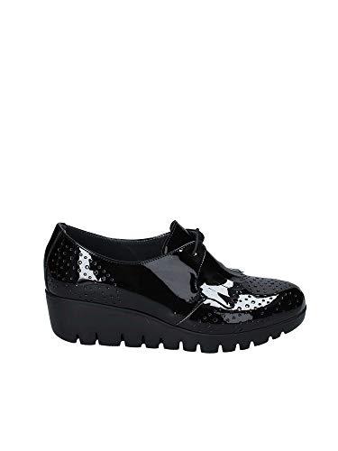 Francesina 952572 Donna Nero Shoes Grace qaE58wP0