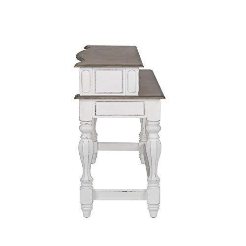 Liberty Furniture Magnolia Manor Console Bar Table
