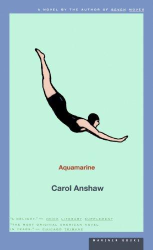 book cover of Aquamarine