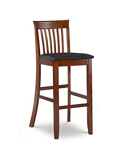 Linon Torino Collection Craftsman Bar Stool 30