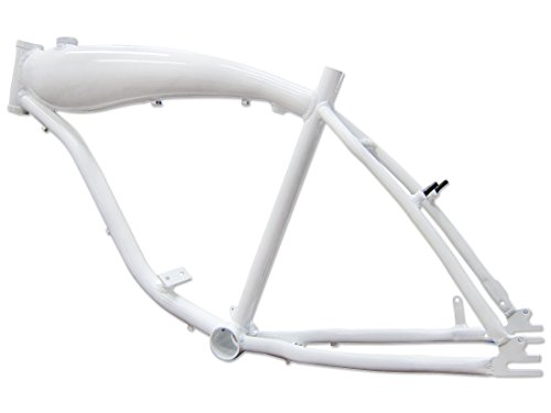 BBR Tuning 26 Inch Motorized Bicycle Frame w/ 2.4L Gas Tank-