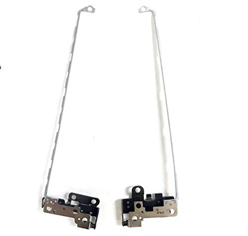 SYWpcparts LCD Hinges Set Compatible HP 17-X 17-X100 17-X007CY 17-X114DX 17-X115DX 17-X116DX LCD Screen Support Hinges Left + Right P/N ()