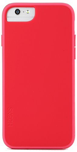 Skech Ice Case for iPhone 6 Retail Packaging Raspberry, 1 Pack