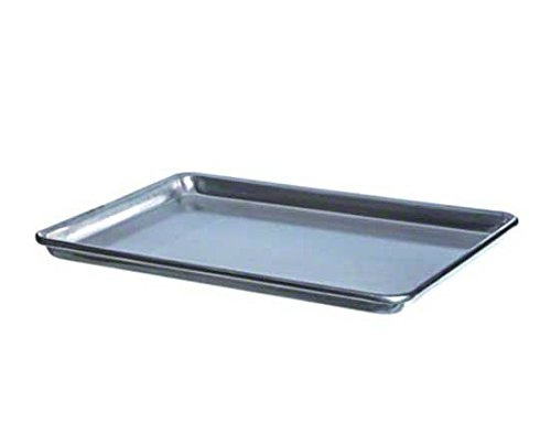 Tiger Chef Full Size Aluminum Sheet Pan - Commercial Bakery Equipment Cake Pans - NSF Approved 1 Dozen (12, 18'' x 26'' Full Size) by Tiger Chef (Image #4)