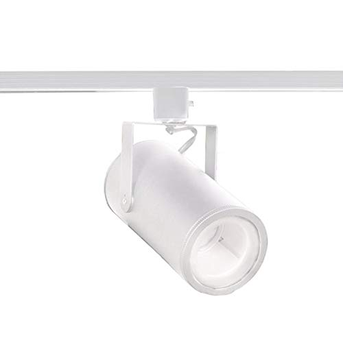 WAC Lighting H-2042-930-WT LED2042 Silo X42 Beamshift Head H Track Fixture White White