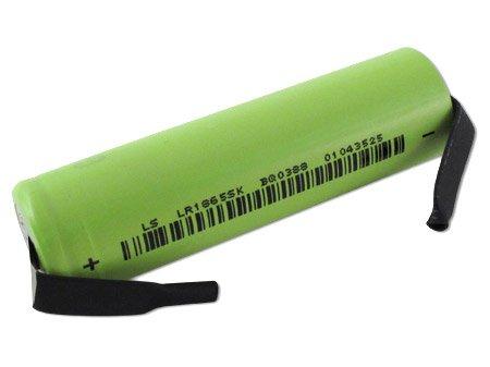 Tenergy Li-Ion 18650 Cylindrical 3.7V 2600mAh Flat Top Recha