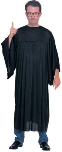 Rubie's Costume Co Judge Robe Costume