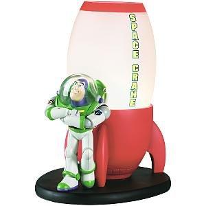 Disney Buzz Lightyear Space Crane Lamp Light Boys - Desk Lamps ...