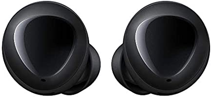 Galaxy Buds True Wireless Earbuds (Wireless Charging Case included), Black – US Version
