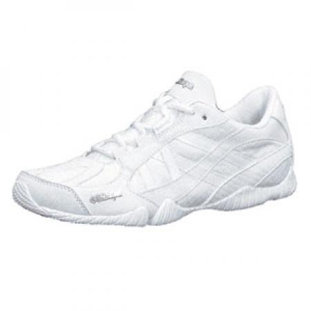 Kaepa Stellarlyte Cheer Shoe (Pair), White, 4