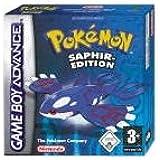 Pokémon Saphir-Edition [import allemand]