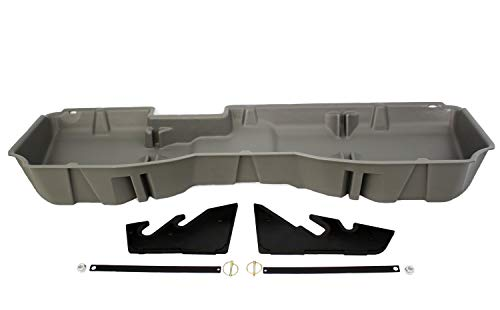 DU-HA 10301 Gray Under Under Seat Storage