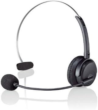 Gigaset ZX400 - Auricular con micrófono para teléfono fijo, negro: Amazon.es: Electrónica