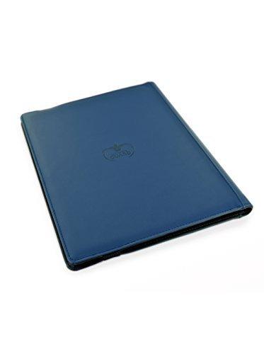 9 Pocket XenoSkin FlexXfolio, Blau by Lion Rampant Imports Ltd