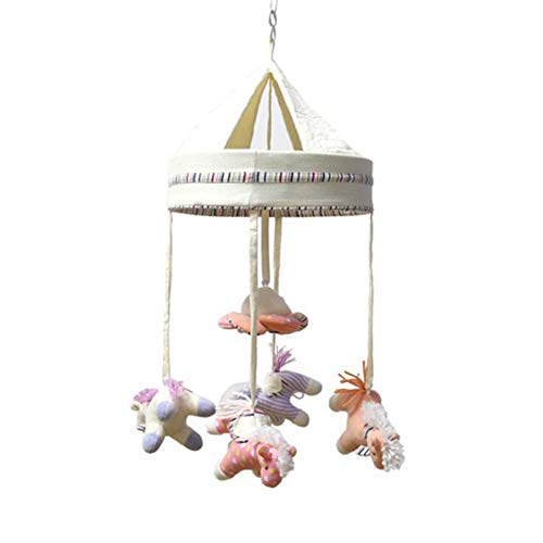 - Excellent Sales Crib Mobile Bell Musical Plush Activity Crib Stroller Soft Toys Bed Hanging Help Your Kid Develop Hands-On and Thinking Skills Can Transfer Songs with USB,Smartmusicbox(USB)