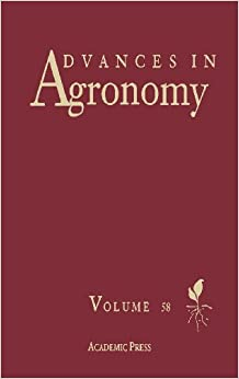 Advances in Agronomy, Volume 58