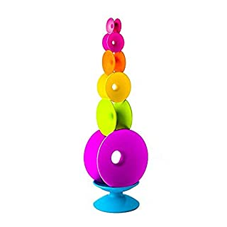 Fat Brain Toys Spoolz Stacking Toy