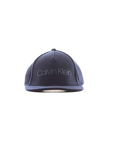 K50K504127 Homme Klein Bleu Chapeaux Calvin FX57w4qF
