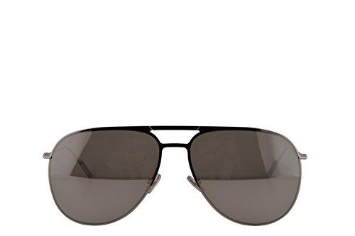 c001c6725704c Christian Dior Homme Dior0205S Sunglasses Palladium w Silver Mirror Lens  010SS 0205
