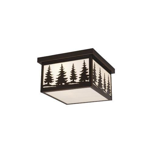 Outdoor Lighting Rustic Lodge in US - 3