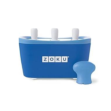 Zoku Quick Pop Maker, Blue
