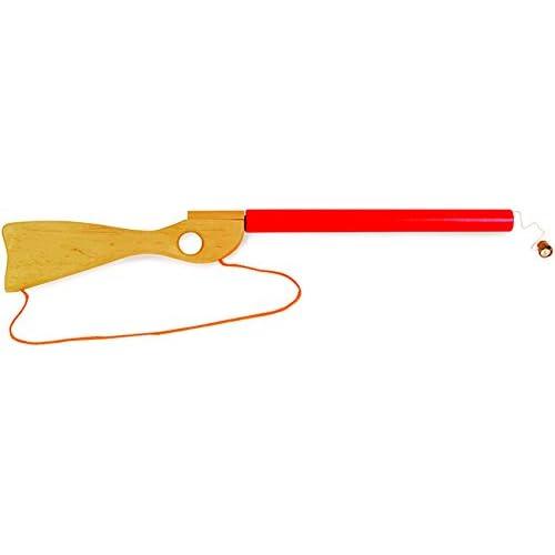 Legler - 2020939 - Accessoire Pour Déguisement - Set D'accessoires - Fusil Avec Détonation De Bouchon
