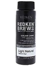 Semi-permanent Colourant Brews Redken - 8N - light natural 60 ml