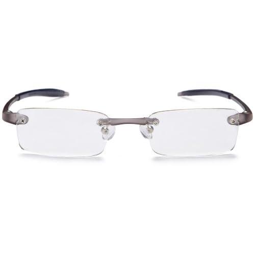 4e32fa55e0 85% OFF Rembrand Montura de Gafas VISUALITES 1 +3.00 Gris 48MM - www ...