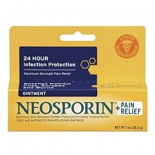 Neosporin + First Aid Antibiotic/Pain Relieving Ointment1.0 oz.6 Pack by Neosporin
