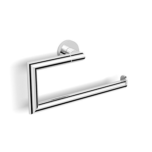 Nameeks NNBL0042 Grand Hotel Polished Towel Ring, Chrome by Nameeks